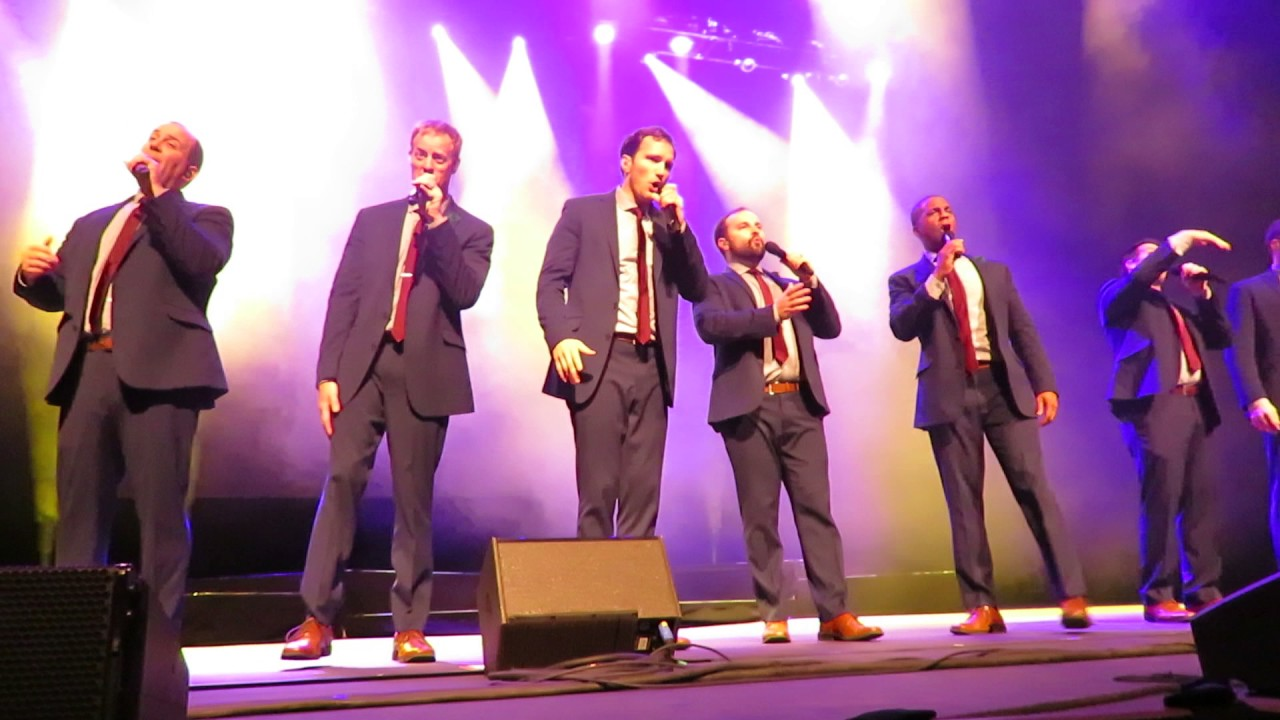 12 Days of Christmas - Straight No Chaser - Rockford - 120916 ...