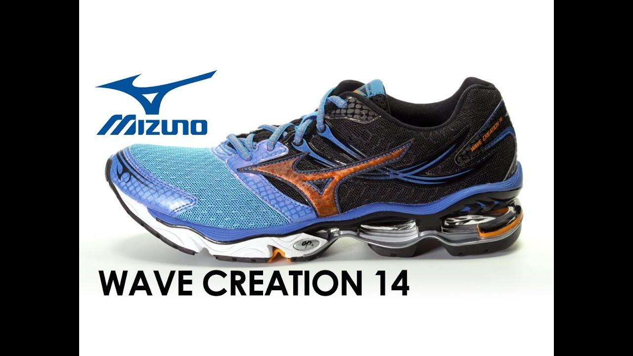 mizuno wave creation 14 review
