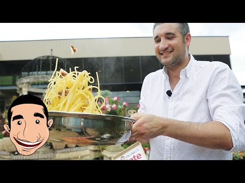 Spaghetti alla Carbonara | How to make the REAL Spaghetti Carbonara Recipe
