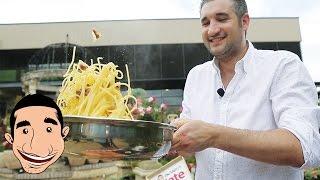 Spaghetti alla Carbonara  How to make the REAL Spaghetti Carbonara Recipe