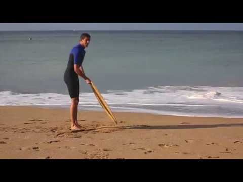 How to Use a Wood Skimboard