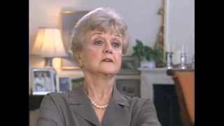 Angela Lansbury discusses