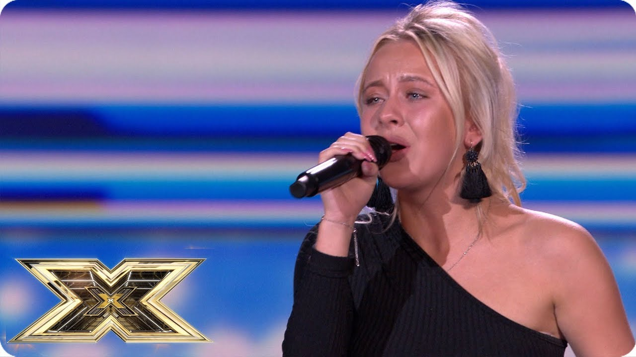 16 Year Old Molly Scott Blows X Factor Judges Away! | Six Chair Challenge | The X Factor UK 2018 image