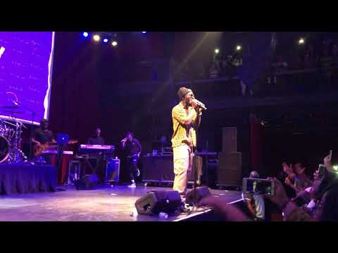 """burna-boy-""""like-to-party""""-live-at-the-fillmore-4-3-19"""