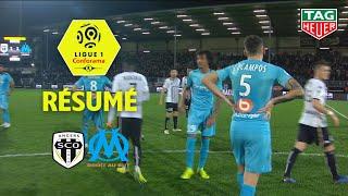 Angers SCO - Olympique de Marseille ( 1-1 ) - Résumé - (SCO - OM) / 2018-19