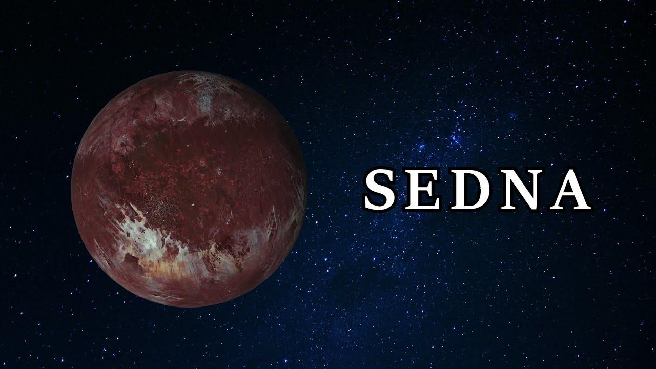 Mi ez a bolygó a Neptunusz után ❓ (Sedna)