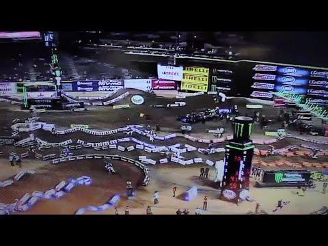 Dartfish Video Overlay With Rockstar Energy Racing Husqvarna | TransWorld Motocross