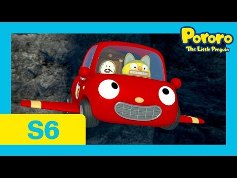 Pororo Season 6   #22 Rody And Tu-tu's Great Adventure   Can Rody And Tu-tu Save The Friends?