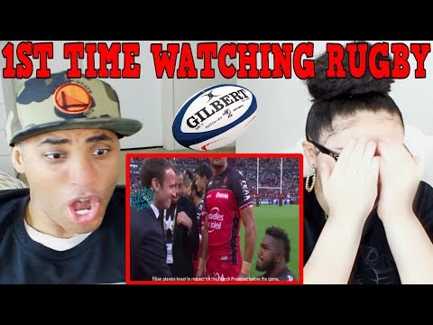Most Brutal Rugby Tackles ! REACTION   MY DAD REACTS