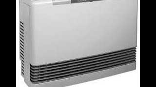 Maintaining your portable gas room heater and the benefits of having clean filters