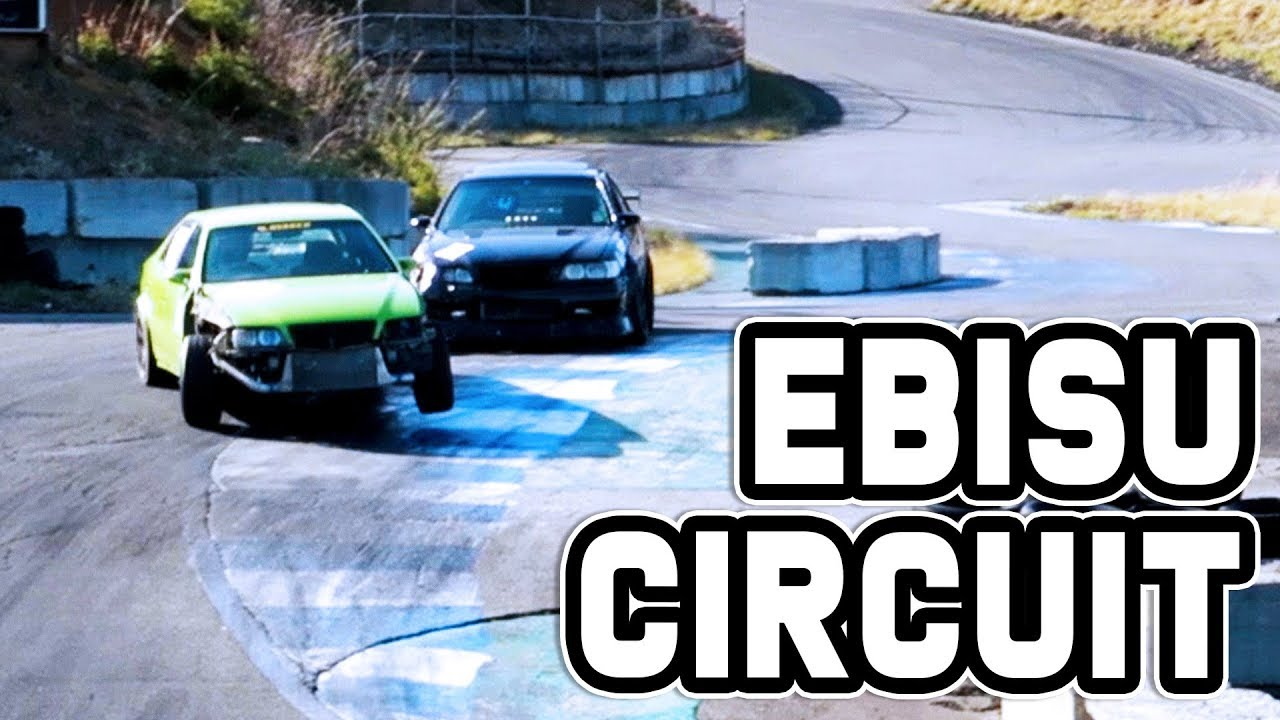 G1GP DRIFTING COMPETITION AT EBISU CIRCUIT!