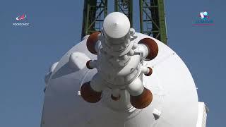 ТПК «Союз МС 14» вывезен на старт