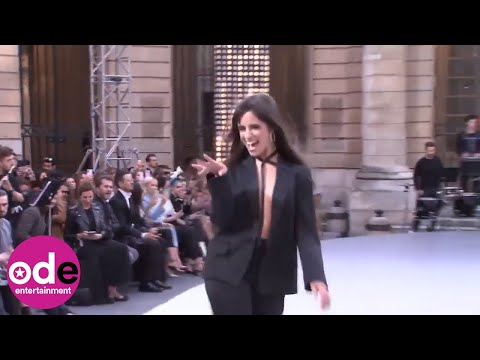 Chris Davis - Camila Cabello Walks AND Promotes Self-Love at Paris Fashion Week!