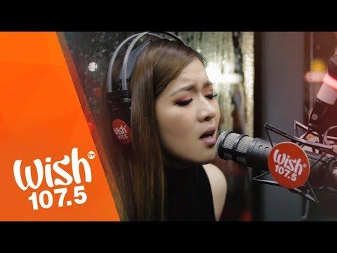 "Angeline Quinto sings ""Nanghihinayang"" LIVE on Wish 107.5 Bus"