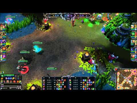 IEM Kiev Asian Qualifier Semifinals CG v FTW Game 1