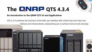 QNAP QTS 4.3.4 Software Full Overview