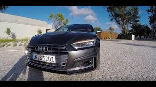 İlk Sürüş | Audi S5/A5 [English Subtitled]