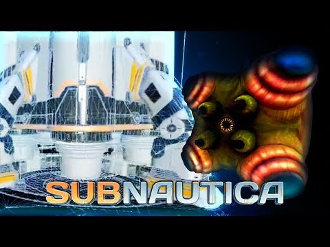 Subnautica - LAUNCH TIME! Developer Creating The Rocket, MAJOR Degasi Update - Update Gameplay