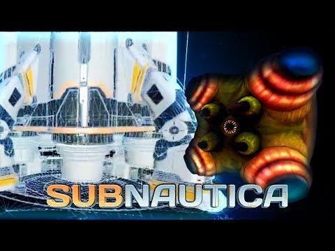 Subnautica - LAUNCH TIME! Developer Creating The Rocket, MAJOR Degasi Update - Update Gameplay