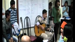 Lời con hứa - Những trái tim biết hát show 4 (19/2/2012)