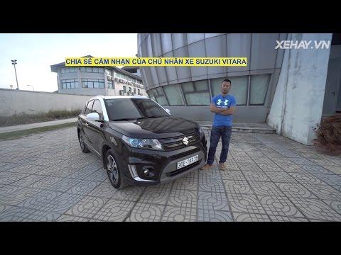 [XEHAY.VN] Người dùng nhận xét xe Suzuki Vitara 2016 2017