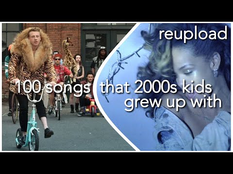 100 Songs That 2000s Kids Grew Up With Read Description