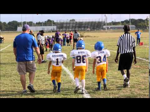 BLANCO YOUTH FOOTBALL LEAGUE