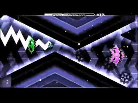 Geometry Dash - Arctic Lights Easy 100% by JoshTheMosh
