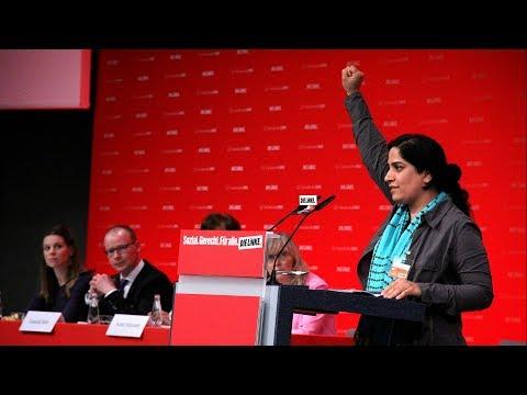 Hannoverscher Parteitag: Rede von Malalai Joya