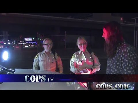 British Invasion, Show 2908, COPS TV SHOW