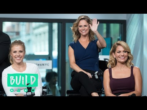 "Bob Saget, Candace Cameron Bure, Jodie Sweetin, Andrea Barber & Dave Coulier On ""Fuller House"""