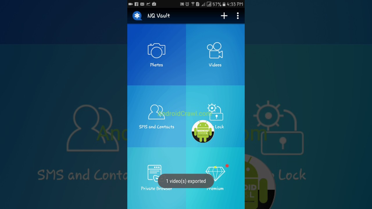 Best Android App hide Videos, Photos, Messages, Contacts and Lock Apps