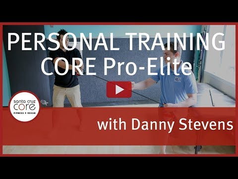 video:Danny Stevens Elite Personal Trainer Santa Cruz Core Fitness