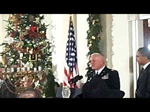 White House Hanukah Party 2012