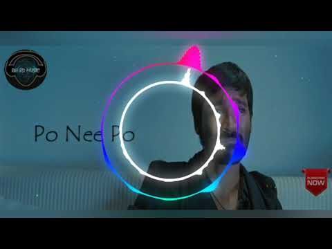   8D Audio Song   Po Nee Po   3 Movie   USE HEADPHONES   Anirudh 8D Songs RC 8D TAMIL MUSIC