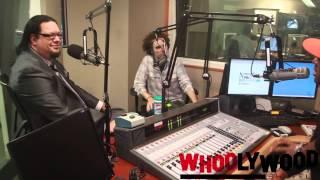 PENN JILLETTE vs DJ WHOO KID on the WHOOLYWOOD SHUFFLE on SHADE 45