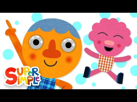 Follow Me | Kids Songs | Super Simple Songs