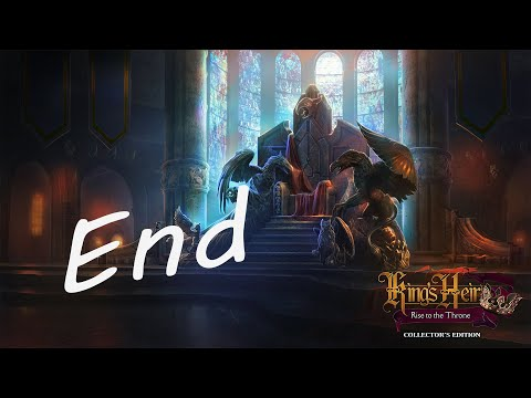Prince to King |King's Heir: Rise to the Throne |