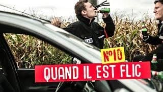#10 IL EST FLIC - Steve Maire dans tous ses états - Alsace20 / Nolimits.fr