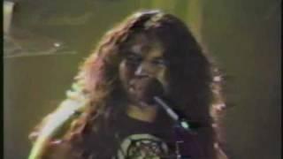 Slayer - Criminally Insane - The Stone - San Francisco 86