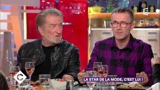 Loïc Prigent : la vraie star de la mode, c'est lui ! - C à Vous - 10/11/2017