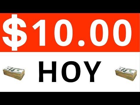 💸Como GANAR DINERO Extra En Tiempo Libre Con El Celular - 10 DOLARES ONLINE Con El Móvil