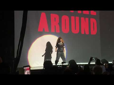 Janet Jackson - Opening Sequence (Skin Game & Knowledge) State of the World Tour