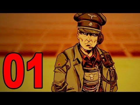 Gunslinger Joe - Part 1 - The Beginning (Wolfenstein II DLC)
