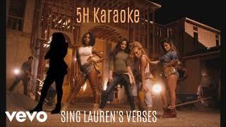 5H Karaoke - Work from Home (Lauren)
