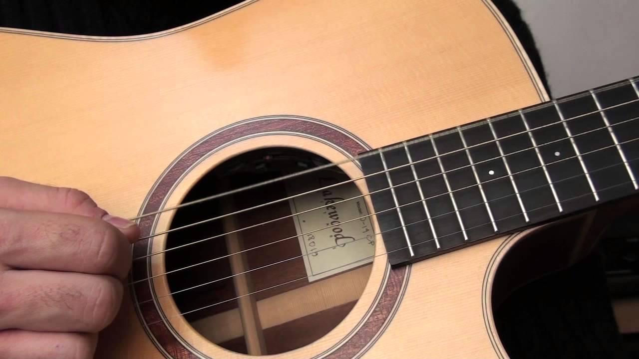 Bien connu Le nom des cordes d'une guitare - YouTube MK52