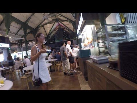 A Visit to Lau Pasat Market, Singapore