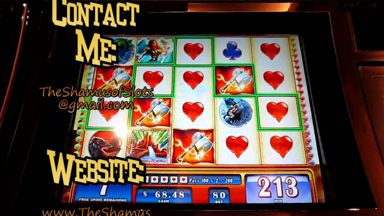 The Awesome Reels Slot Machine Collection Doovi