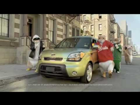 New Kia Hamsters Commercial | This or That