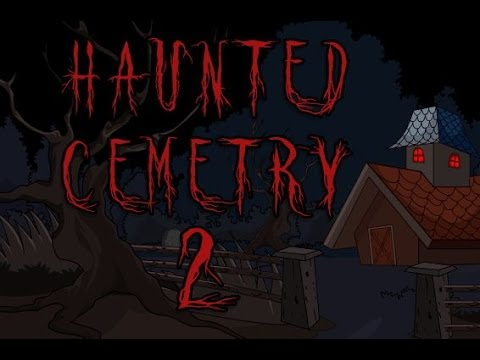 Haunted Cemetery 2 Walkthrough Mirchi Games Youtube